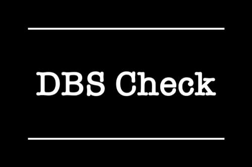 What is a DBS check?