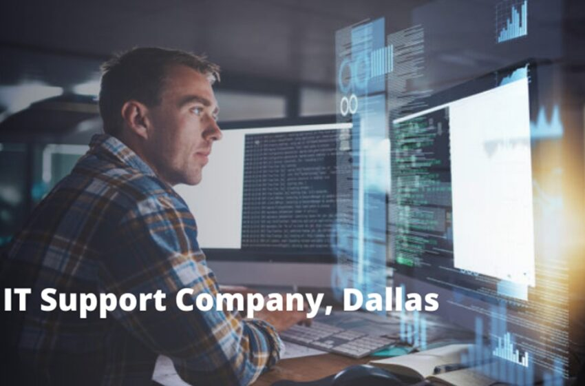 Most-Trusted IT Support Company Dallas: Ighty Support