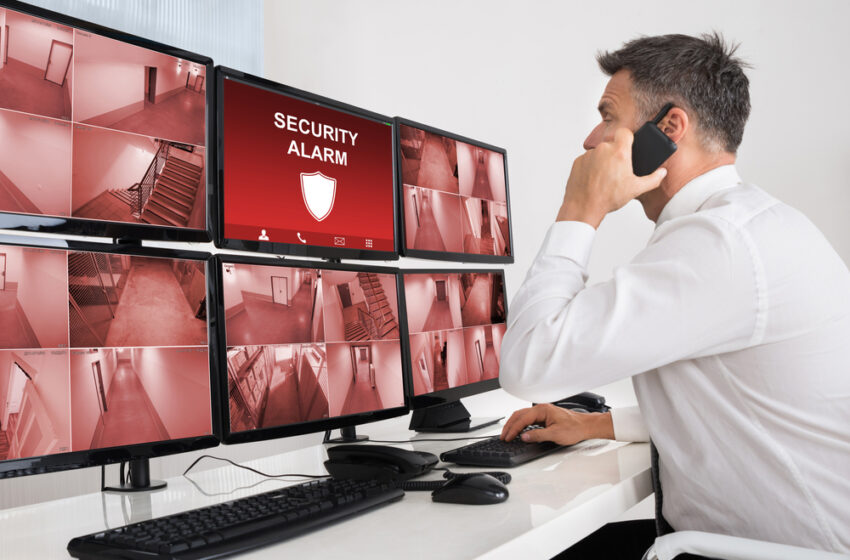 4 Ways How Alarm Monitoring Can Help Today's Businesses